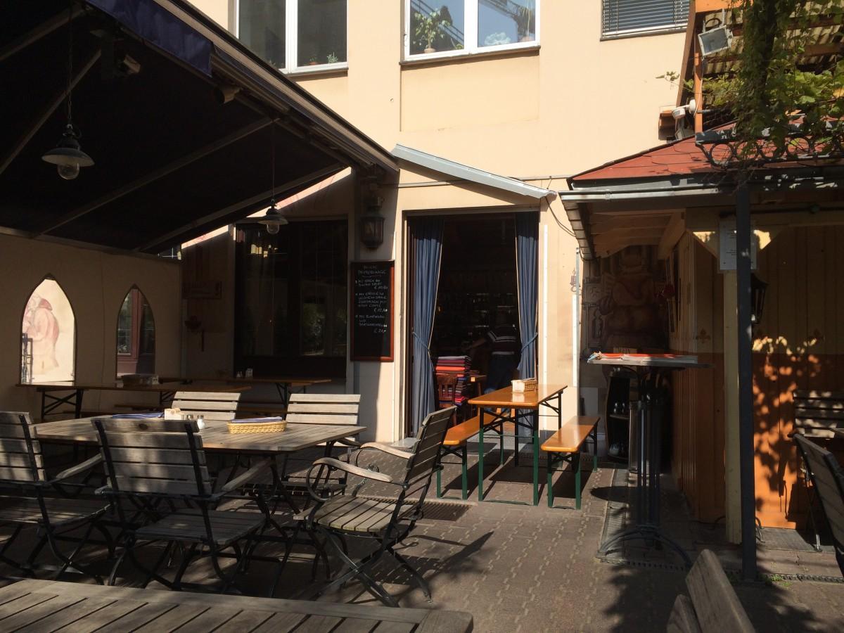 dscvr - Restaurant in Frankfurt am Main
